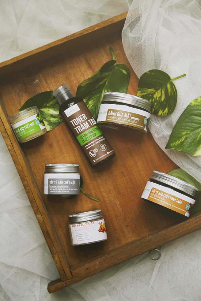 Image result for hannah house - advanced natural skincare